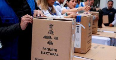 El Concejo Nacional Electoral de Ecuador