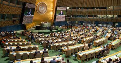 la ONU para Siria