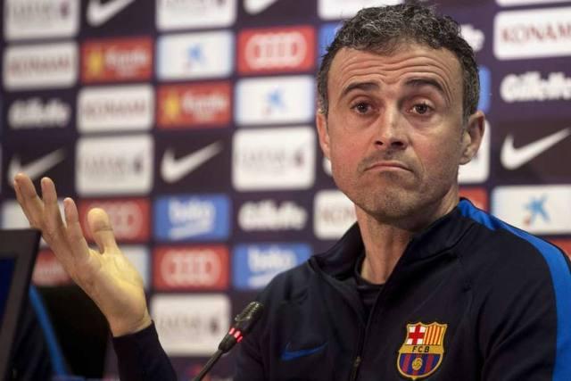 Luis enrique entrenador barcelona