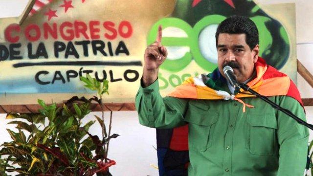 Maduro rechazó acuerdo AN