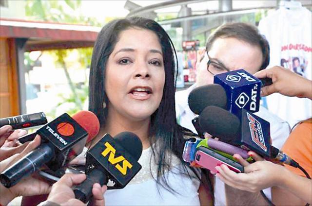 diputada Neidy Rosal de Proyecto Venezuela