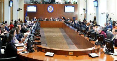 OEA reunión
