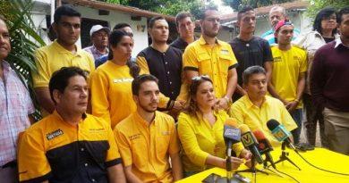 Primero justicia guárico marcha este 19