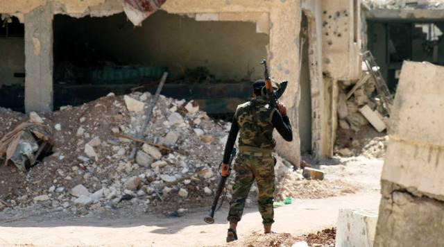 Alto el fuego inició en Siria