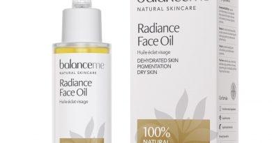 Radiance Face Oil, aceite en seco para el cuidado de la piel