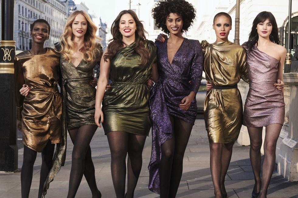Ashley Graham es la propulsora de las modelos de tallas no convencionales, de tallas grandes, de lo que ella denomina cuerpo positivo