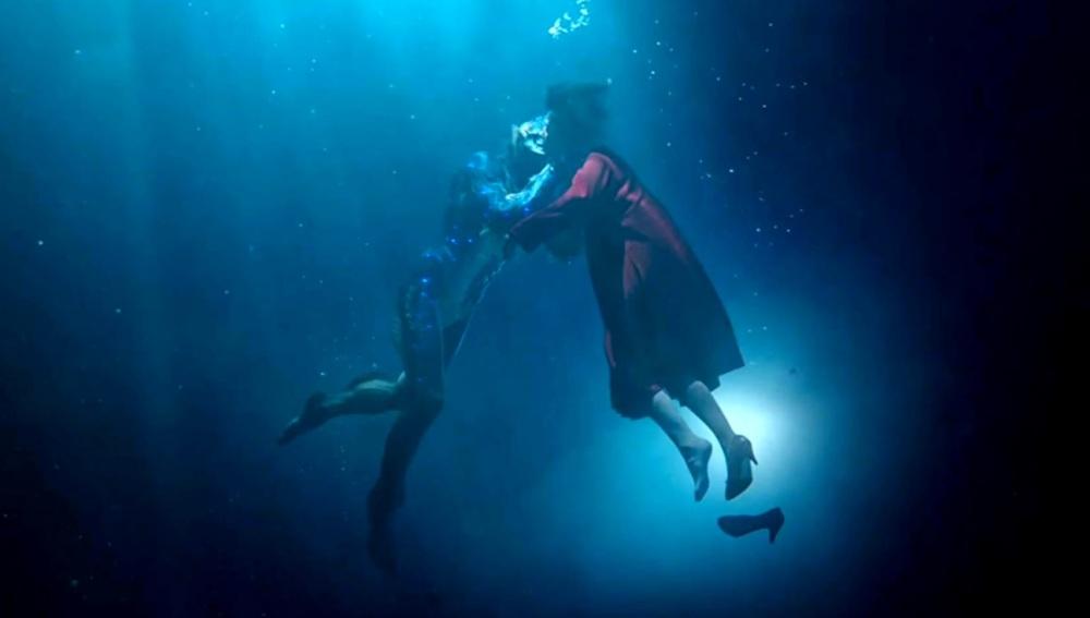 La forma del agua, película nominada al Oscar 2018