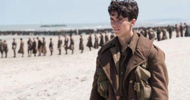 Dunkerque es otra de las grandes películas nominada al Oscar 2018