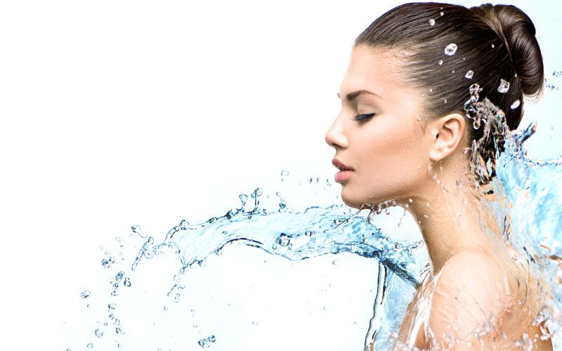 Una piel debidamente hidratada es sinónimo de salud y de belleza