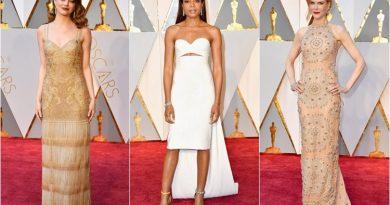 Recordaremos los mejores vestidos que han desfilado en los premios Oscar