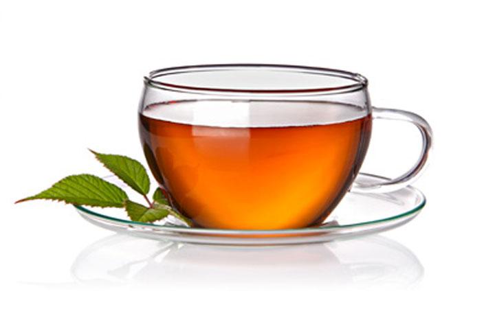 Infusiones de té, buenas para combatir los resfriados
