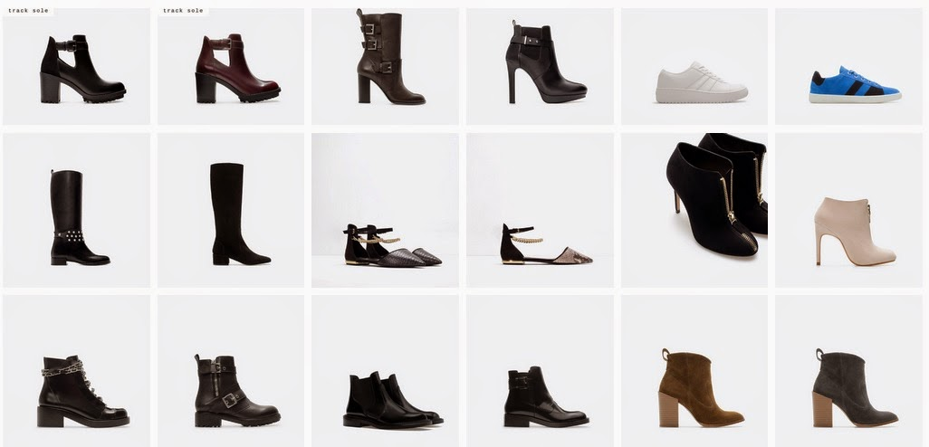 Zara ha bajado sus costos en calzados para damas