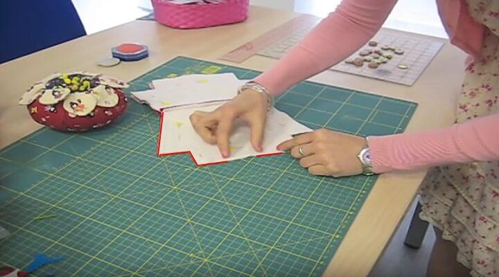 coser los laterales del neceser