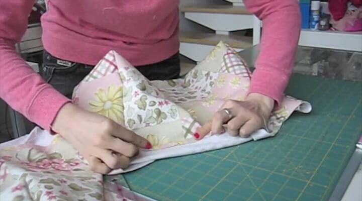 tela para funda de maquina de coser