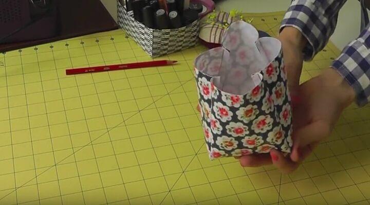 cesta de tela plastificada - estructura2