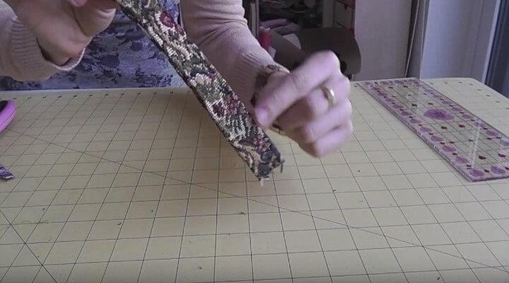 tutorial de lazo doble - tira