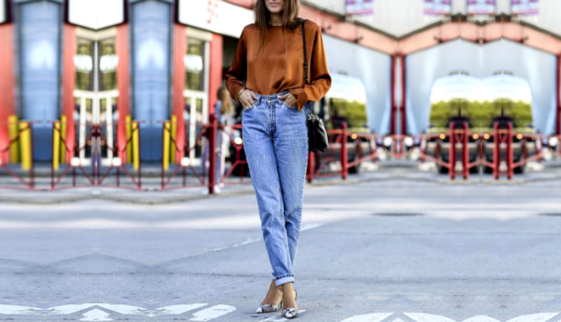 Los mom jeans: Los vaqueros más versátiles de la temporada
