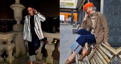 Jeans muy favorecedores... los aman las influencer entre 40 y 50 años
