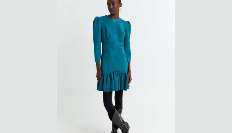 ¿LLegó el frío? No tienes que despedirte de los vestidos Cortos... Te mostramos los de Sfera