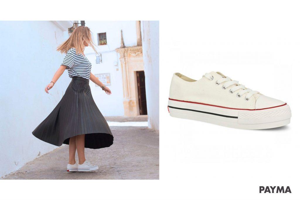 zapatillas de vestir mujer