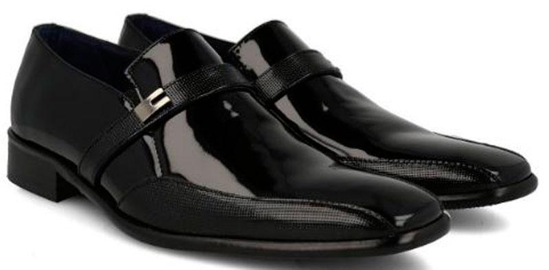 zapatos de vestir color negro para hombre