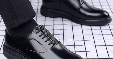 zapatos de vestir para hombre color negro